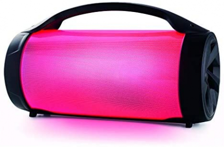 Boxa portabila luminoasa cu microfon Party BT Pro, BigBen, 75W0