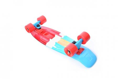 Skateboard Strawberry, pentru copii1