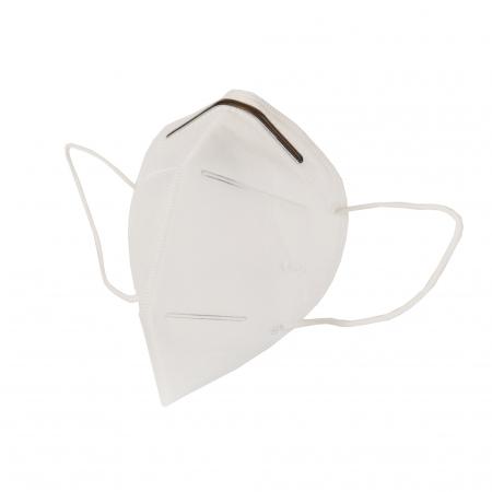 Set 10 bucati masca medicala KN95, 4 straturi FFP2, sterile0