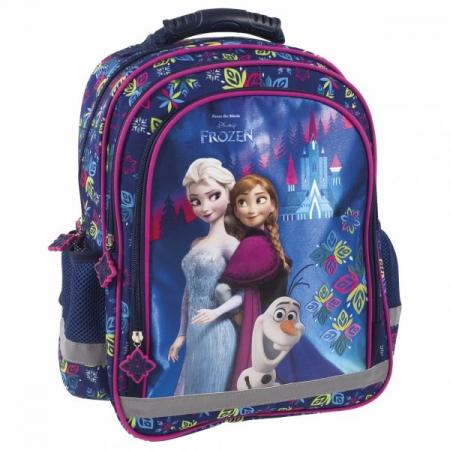 Ghiozdan scoala copii, Fete, Disney Frozen1