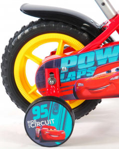 BICICLETA COPII 10 INCH DISNEY CARS