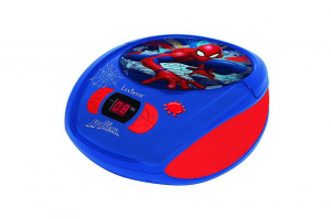 BOOMBOX  RADIO/ CD PLAYER  SPIDERMAN2
