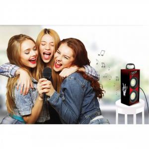Boxa portabila copii cu Bluetooth si Microfon, 4 W, Vocea Romaniei2