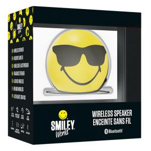 BOXA PORTABILA CU BLUETOOTH EMOTICON SMILEY COOL BIGBEN2