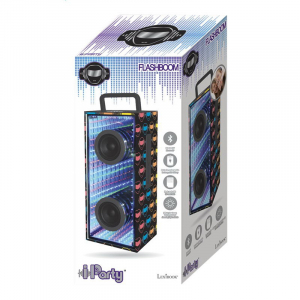 BOXA PORTABILA CU BLUETOOTH FLASH-BOOM IPARTY1