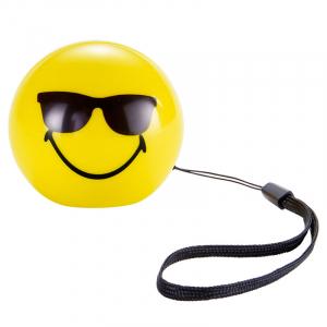 BOXA PORTABILA CU BLUETOOTH EMOTICON SMILEY COOL BIGBEN0