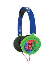 Casti audio pentru copii, Disney PJ Masks, Lexibook0