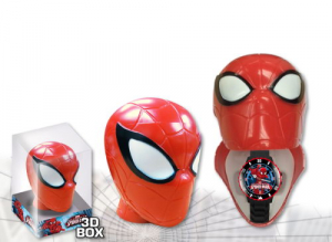 CEAS DE MANA ANALOGIC IN CUTIE 3D SPIDERMAN2