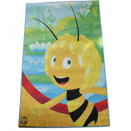 Covor camera copii, Maya the Bee, 95x133 cm, Antiderapant2