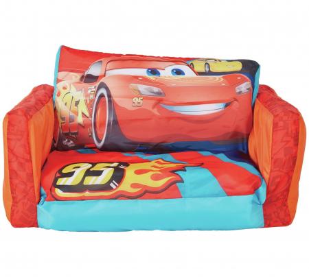 Disney Cars 2 in 1 canapea gonflabilă1