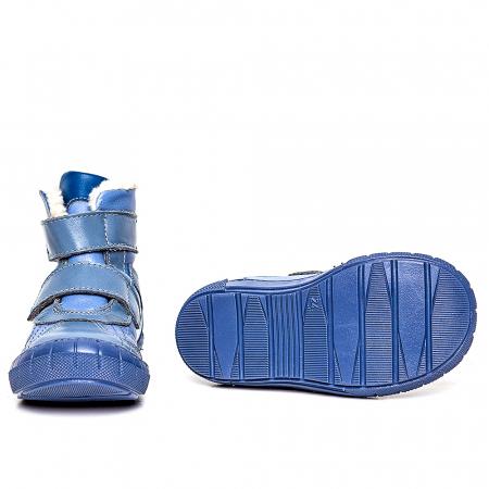 Ghetute imblanite Kiro albastru3