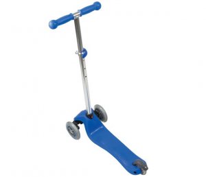 GLOBUL PRIMO LIGHTS 3 ROȚI SCOOTER - NAVY BLUE