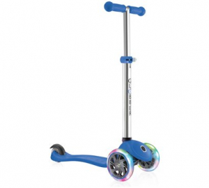 GLOBUL PRIMO LIGHTS 3 ROȚI SCOOTER - NAVY BLUE0