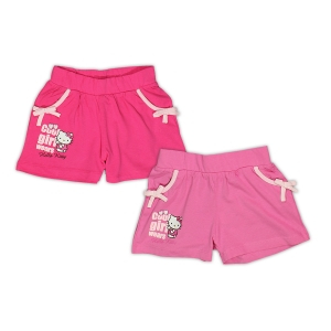 PANTALONI SCURTI COOL GIRL HELLO KITTY1