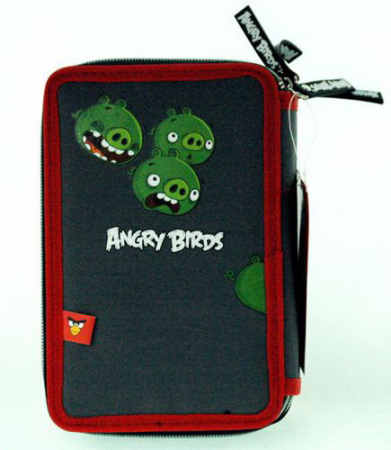 PENAR 3 COMPARTIMENTE COMPLET UTILAT ANGRY BIRDS4