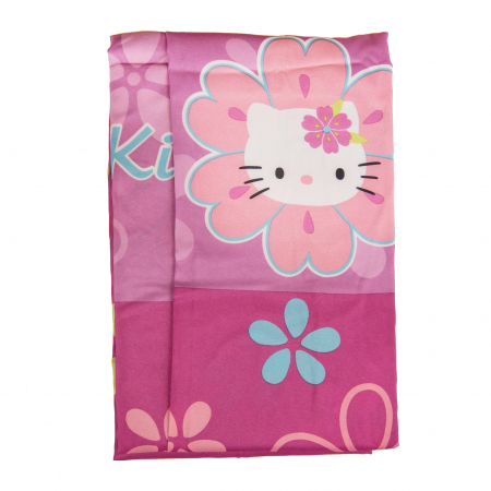 PERDEA HAPPY HELLO KITTY 140x290CM1
