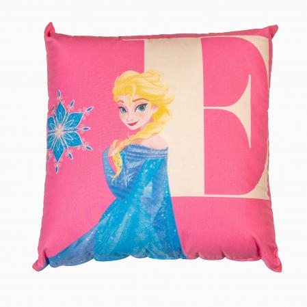 Perna decorativa Frozen , 42x42 cm, roz1