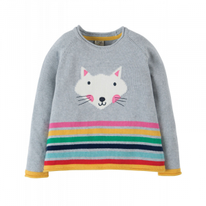 PULOVER FAVOURITE KNITTED