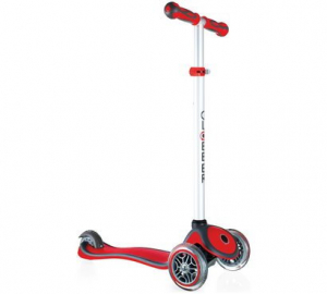 SCOOTER - ROȘU GLOBUL PRIMO LIGHTS 3 ROȚI2