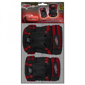 SET PROTECTIE GENUNCHERE/COTIERE DISNEY CARS1