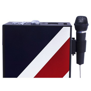 SISTEM AUDIO BLUETOOTH CU MICROFON KARAOKE LONDON  BIGBEN2