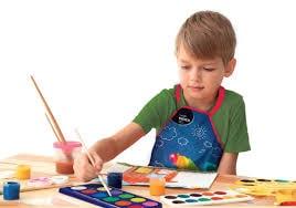 Sort pentru pictura copii, Kidea1