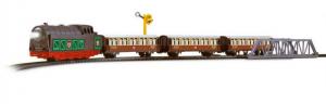 TRENULET ELECTRIC TRANS-SIBERIAN EXPRESS PEQUETREN0