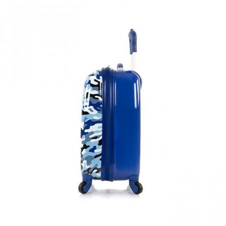 Troler calatorie Blue Camo,Heys [1]