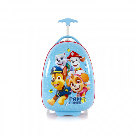 Troler copii calatorie ABS, Heys, Paw Patrol, Blue, 46 cm1