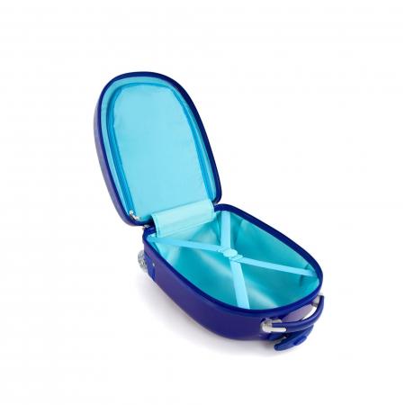 Troler copii calatorie ABS, Heys, Paw Patrol, Albastru, 46 cm3