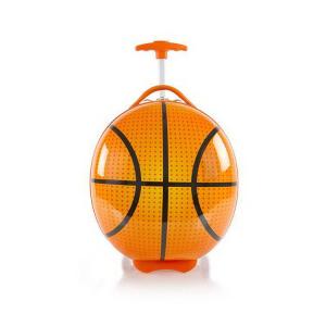 Troler copii ABS sport, Basketball, 41 cm, Heys