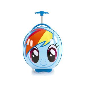 Troler de vacanta copii, My Little Pony, Bleu, 41 cm