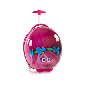 Troler copii de calatorie ABS, Heys Trolls, Multicolor, 41 CM0