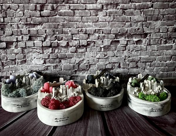 Lumanari artizanale-Lumanari în recipiente-lumanari parfumate-uleiuri esentiale-ceara soia-lumanari deosebite-myricandles [0]