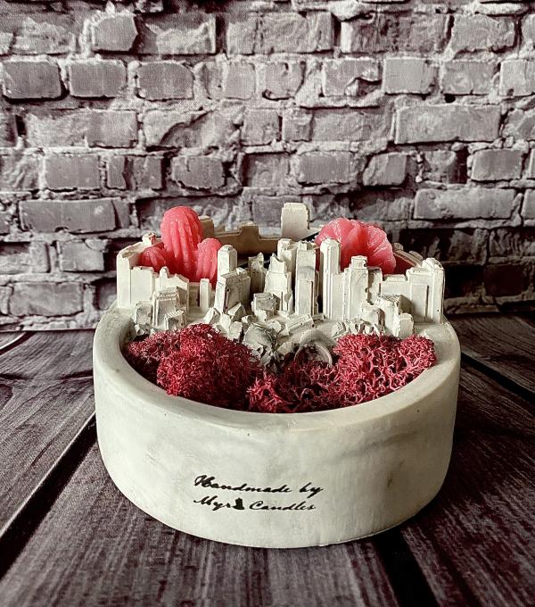 Lumanari artizanale-Lumanari în recipiente-lumanari parfumate-uleiuri esentiale-ceara soia-lumanari deosebite-myricandles [4]