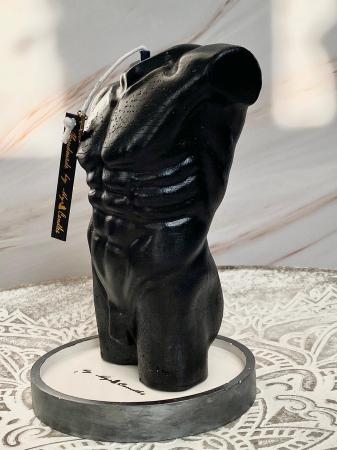 lumanari decorative-lumanari bust-parfumate handmade-ceara palmier-decoratiuni interioare-arome deosebite-myricandles [1]