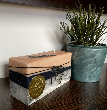 Lumanari artizanale-lumanari parfumate handmade-ceara palmier-decoratiuni interioare-myricandles [3]