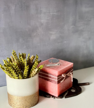 lumanari decorative-lumanari parfumate handmade-ceara palmier-decoratiuni interioare-arome deosebite-myricandles [0]