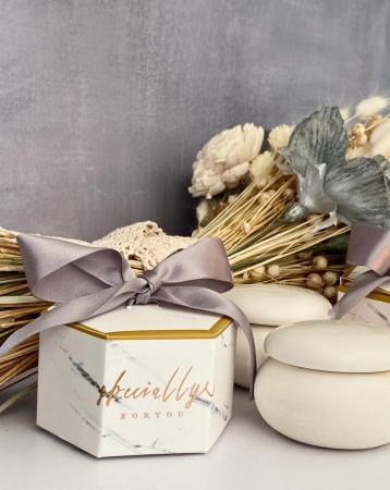 marturii lumanari - nunta-botez-cununie- evenimente deosebite - albe -ceara soia - myricandles [0]