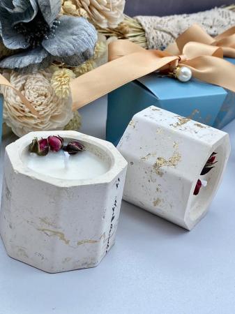 marturii lumanari-nunta-botez-cununie--evenimente speciale-parfumate-ceara soia-lumanari recipient-myricandles [3]