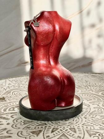 lumanari decorative-lumanari bust-parfumate handmade-ceara palmier-decoratiuni interioare-arome deosebite-myricandles [4]