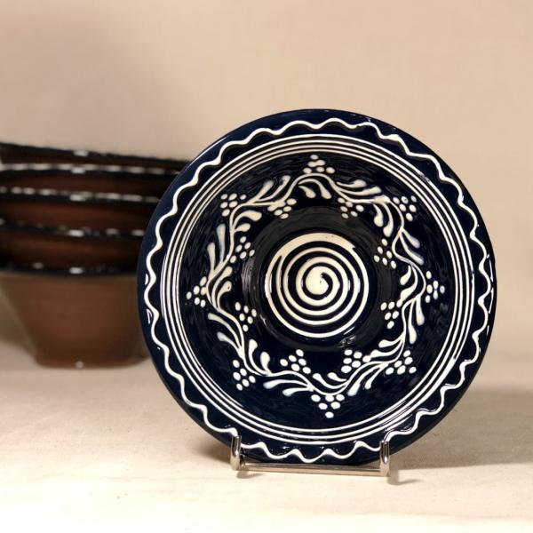 Bol albastru Ø 15 cm model 3 0