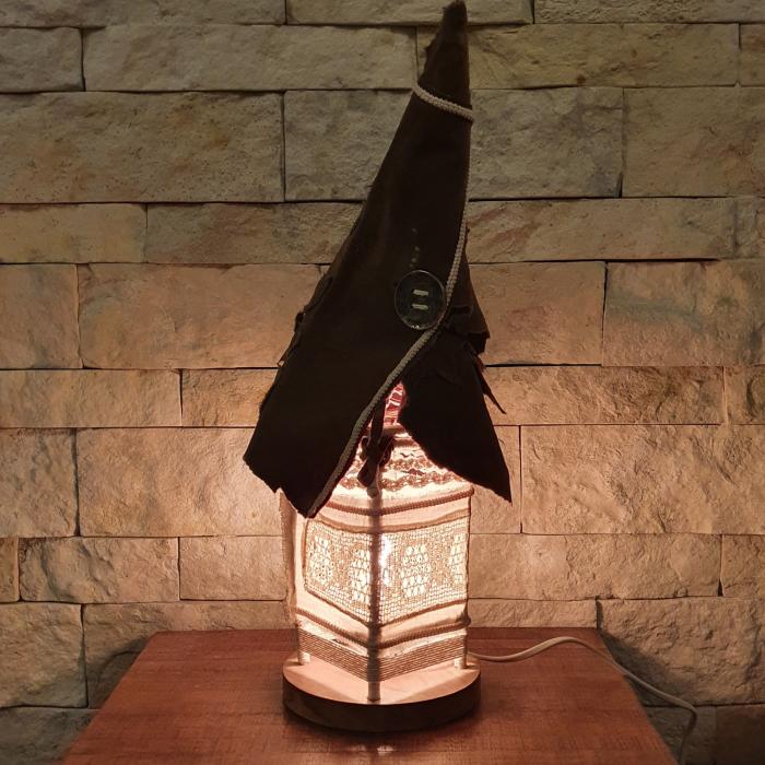 c u l c u ș - Căsuță lampă model 2 [2]
