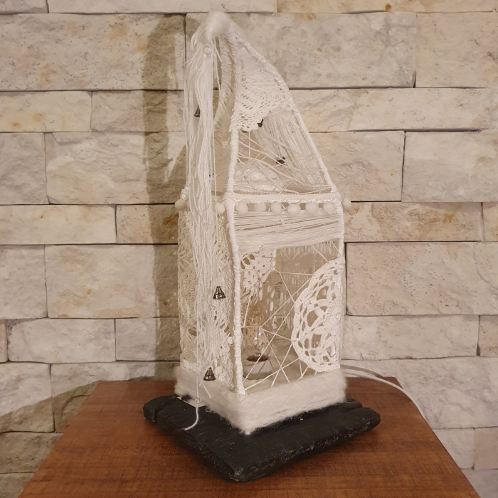 c u l c u ș - Căsuță lampă model 1 3