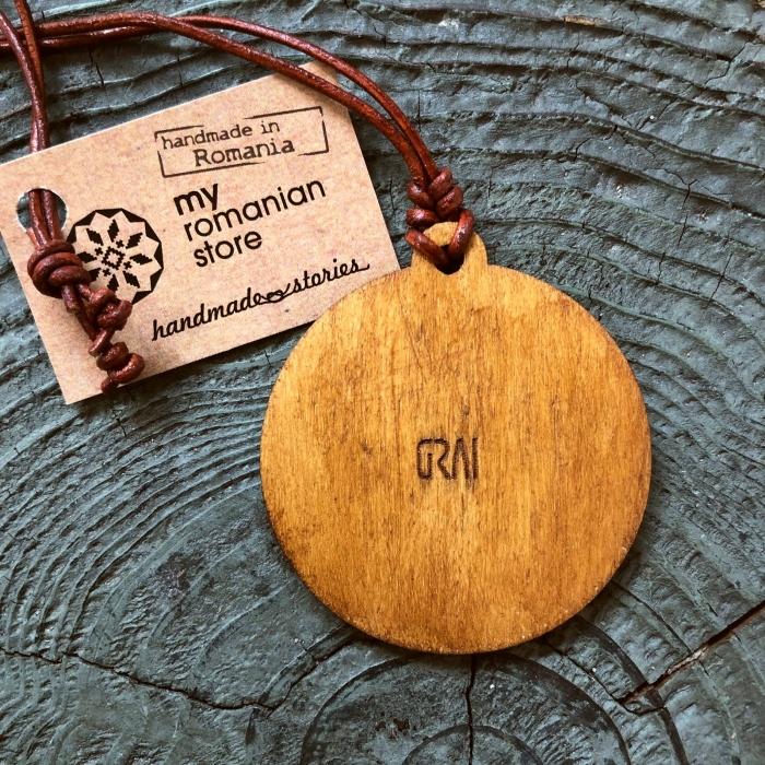 Pandantiv GRAI - Pomul Vieții 1