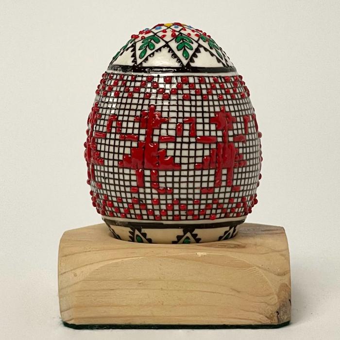 Ou încondeiat model 15 0