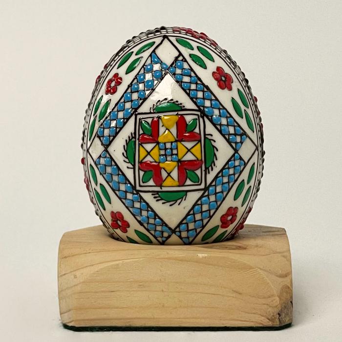 Ou încondeiat model 16 0