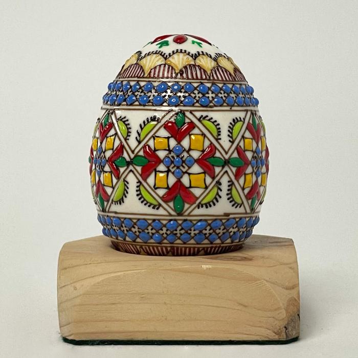 Ou încondeiat model 18 0