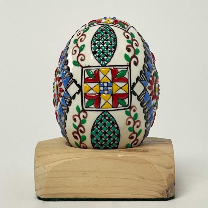 Ou încondeiat model 21 1