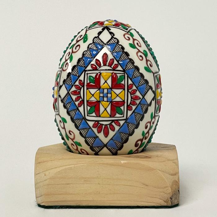 Ou încondeiat model 21 0